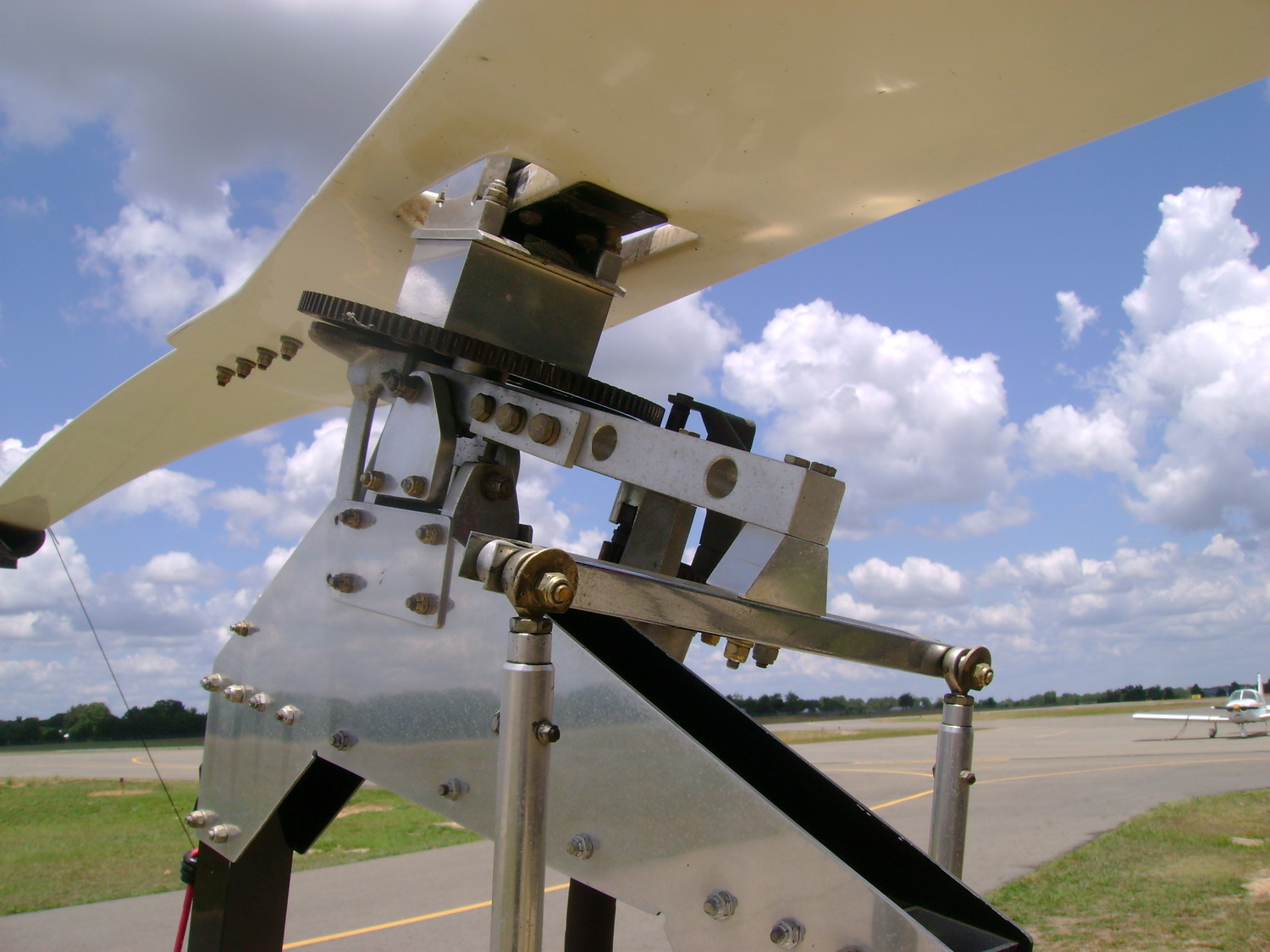 Kit Gyrocopter Rotor Head: Australian Designed And Assembled