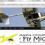 FlyMicro webpage