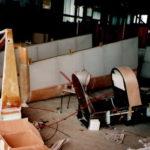 KLH + TTE under construction in Pukemaori (1988)