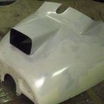 Re-built cowling (ready for painting)