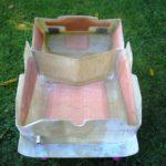 resin-infused tub